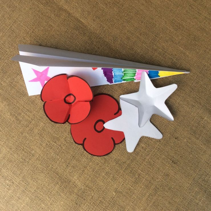 Poppy Flight Childrens Pack